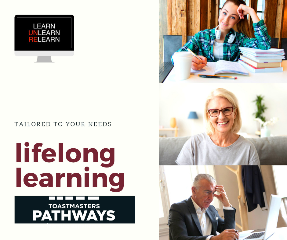 Pathways life long learning