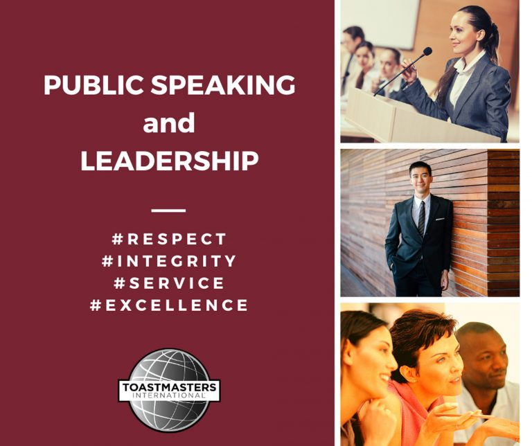 Public Speaking and Leadership